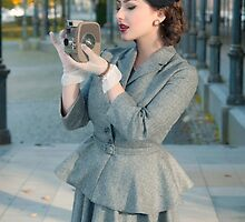 For the love of Vintage by LadyDamona