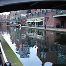 Gas Street Basin by Justine Humphries