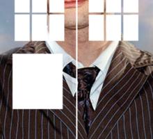 The Doctor Tee - Tardis T-Shirt Sticker