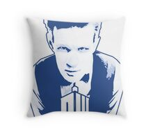 Get it Tee Of Character Dr. Who T-Shirt Throw Pillow