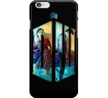Dr. Who Fans Tee Character T-Shirt iPhone Case/Skin