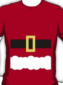 Minimalist Santa T-Shirt