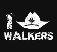 I Stetson Walkers by KDGrafx