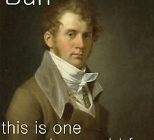 Is it Cold in here or is it Aaron Burr by vforvery