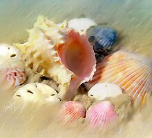 Surf Bouquet by Carolyn Staut