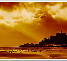 St Michaels Mount by Graham Jones