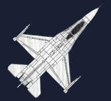 F16 Fighter Aircraft by quark