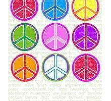 happi Peace by happifran