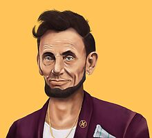 Hipstory- Aabraham Lincoln by amitshimoni