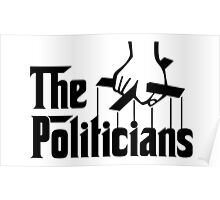 Puppet Politicians Poster
