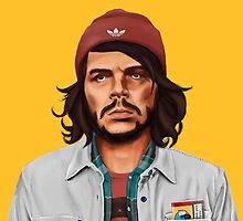 Hipstory- Che Guevara by amitshimoni