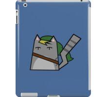 Link Cat iPad Case/Skin