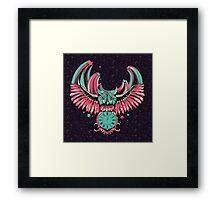 Night Owl Framed Print