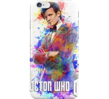 Dr. Who Tee Steampunk Character T-Shirt / Hoodie iPhone Case/Skin