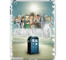 Blue Box Cover Tardis T-Shirt ? Hoodie iPad Case/Skin
