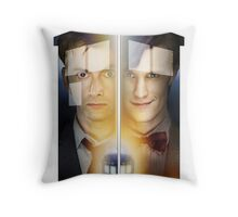Geeky The Doctor Tee T-Shirt - Hoodie Throw Pillow