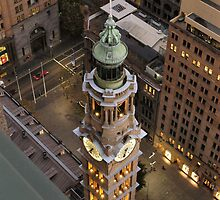 no 1 Martin Place by acram