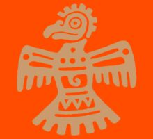 Aztec Eagle by cisnenegro