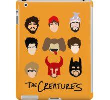 The Creatures 2014 iPad Case/Skin