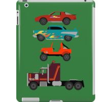 The Car's The Star: M.A.S.K. iPad Case/Skin