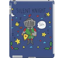 Silent Knight iPad Case/Skin