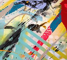 Abstract  -  Detail,  No.1 by Shawn Skeir