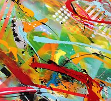 Abstract  -  Detail,  No.2 by Shawn Skeir