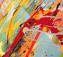 Abstract  -  Detail,  No.3 by Shawn Skeir