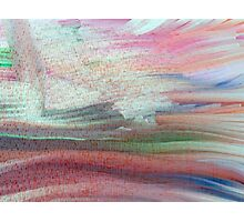 Lyrical Abstract Photographic Print