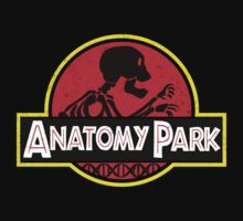 Anatomy Park sticker shirt mug pillow movie poster Kids Clothes