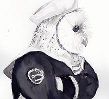 Owl by Threehappygirls