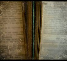 2 Books painted by rogerjporter