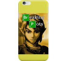 Breaking Pots iPhone Case/Skin