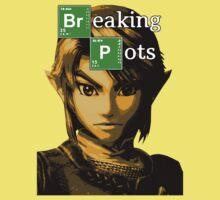 Breaking Pots Kids Clothes