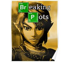 Breaking Pots Poster