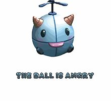 Poro Ball by TheBagelMonster