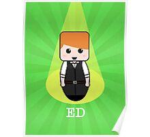 Ed - II. Poster
