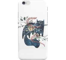 Bane - Feline Terrarium iPhone Case/Skin