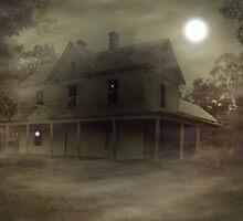 Spooky by Wanda Faircloth