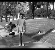Homeless NOT Hopeless by Judylee