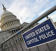 United States Capitol Police by cameraperson