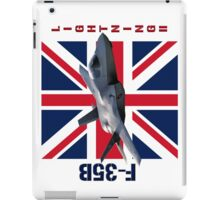 RAF F-35B Lightning II  iPad Case/Skin