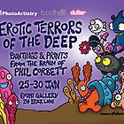 Erotic Terrors of the Deep by Phil Corbett