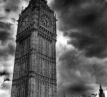 Big Ben by Kye Vincent