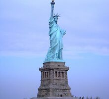 Lady Liberty by cdunn