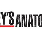 Grey's Anatomy Logo by sonicsandwands