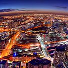 Wonderful Melbourne by Harjono Djoyobisono