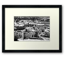 Ghosts of Civilizations Past Framed Print