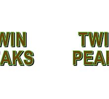 TWIN PEAKS by DCdesign