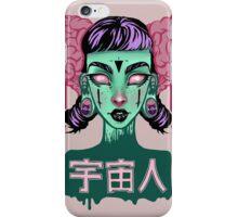 UCHUUJIN iPhone Case/Skin